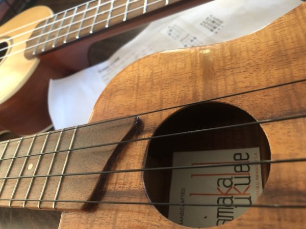 two ukes closer to fine
