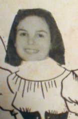 Mom in a school photo